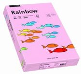 Rainbow Colorpaper 160gram KL54 Light pink