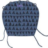 Dooky Universal Cover - Blue Tribal