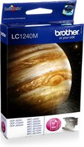 Brother LC-1240 - Inktcartridge / Magenta