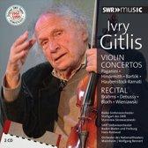 Violin Concertos/ Recitals