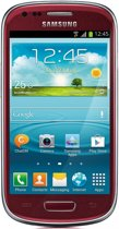 Samsung Galaxy S3 Mini - Rood