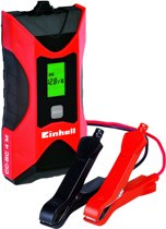 Einhell Acculader - Laadvoltage: 6/12 V - Laadstroom: 2A/4A
