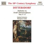 Dittersdorf: Sinfonias 4-6