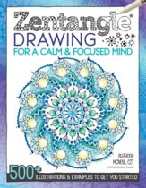Zentangle Drawing for a Calm and Focused Mind