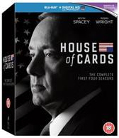 House Of Cards - S1-4 Usa