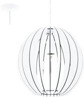 EGLO Cossano - Hanglamp - 1 Lichts - Ø300mm. - Wit