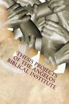 Thesis Projects of the Angelos Biblical Institute