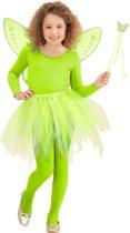 Groene fee set voor meisjes - Verkleedattribuut