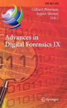 Advances in Digital Forensics IX