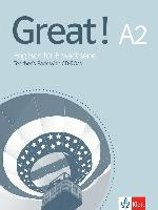 Great! Teacher's Pack + CD-ROM A2