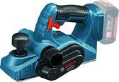 Bosch Professional Accu schaafmachine GHO 18 V-LI (Zonder accu/lader)