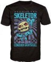Merchandising MASTERS OF THE UNIVERSE - T-Shirt POP - Skeletor (L)