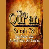 Qur'an, The: Surah 78