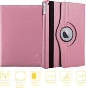 iPad Air 2 hoes 360 graden - Rose Gold