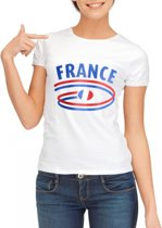 France t-shirt voor dames M