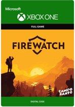 Firewatch - Xbox One