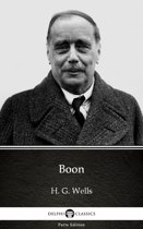 Boon by H. G. Wells (Illustrated)