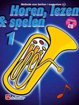 Horen Lezen & Spelen deel 1 voor Bariton / Euphonium (G-sleutel) (Boek met Cd)