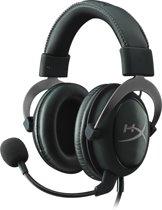 HyperX Cloud II - Gaming Headset - PS4 / Xbox One / Nintendo Switch / Windows / Android - Gun Metal