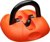 Axa vloeranker/Muuranker Beugelslot - ART4 - 15 cm - Oranje/ Zwart