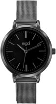 Regal - Regal mesh horloge zwarte band