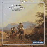Wind Concertos Vol4: Twv51/52/53