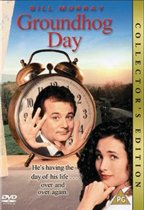 DVD cover van Groundhog Day -Collectors