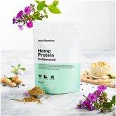 Hemp Protein - Unflavoured (1000 gram) - Myvitamins