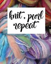 Knit Purl Repeat