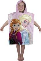 Frozen Magic - Poncho - 50 x 115 cm - Roze