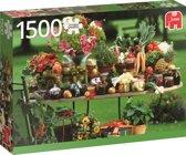Groente en Fruit - Puzzel 1500 stukjes