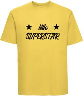 Little Superstar - Maat 140 - Yellow