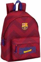 FC Barcelona Barca Rugzak - 40 cm - Bordeaux Rood