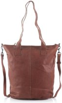 Bear Design Shopper Callisto-Pelle Cognac
