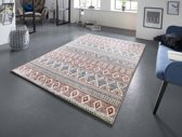 Design vloerkleed Roanne Elle Decor - meerkleurig 160x230 cm