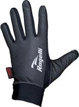 Rogelli Laval - Fietshandschoenen - Unisex -  Zwart - Maat XXL