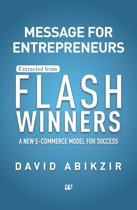 Message from Entrepreneurs Extracted from Flash Winners