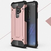 Samsung Galaxy S9+ Armor Hybrid Case - Rose Gold