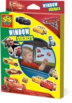 SES Raamstickers Cars 3.