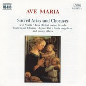 Ave Maria - Sacred Arias And Chorus