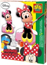 Ses Gips Gieten Minnie Mouse
