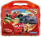 Clementoni Blokkenpuzzel Cubi 24 - Cars 24 Blokken