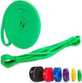 #DoYourFitness Weerstandsband - 2080 x 4,5 mm - groen