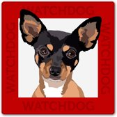 Chihuahua waakbord