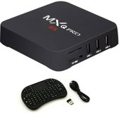 MXQ Pro 4K Amlogic S905 Quad Core Android 5.1 TV BOX + Rii i8 Keyboard