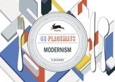 Modernism - Paper Placemat Pad