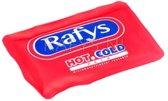 Rafys hot/coldpack warmte/koudepakking 20 x 15 cm