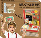Re-Cycle-Me knutselpakket Restaurant Playworld