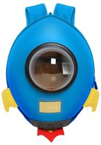 Kinderrugzak Raket (Blauw)