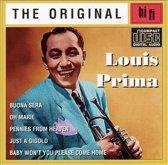 The Original Louis Prima - incl. Buona Sera, Oh Marie, Angelina, Gigolo...